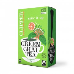 GREEN TEA - CHAI 20 BAGS