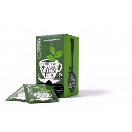 GREEN TEA - 25 ENVELOPES