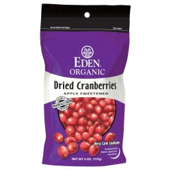 CRANBERRIES ORGANICAS 113 GRS