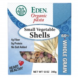 VEGETABLE SHELLS (PASTA DE VEGETALES) 340 GRS