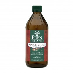 APPLE CIDER VINAGER RAW ORGANIC 473ML