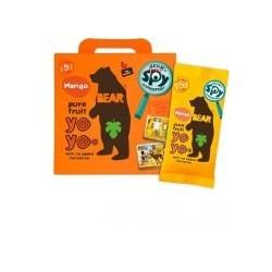 Yoyos mango multipack 20 gramos de 5 unidades Marca Bear
