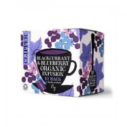 INFUSION - BLACKCURRANT & BLUEBERRY 10 ENVELOPES
