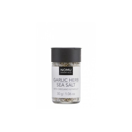 GARLIC HERB SEA SALT 30 GRS