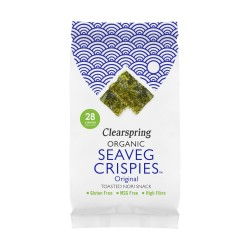 SEA VEGETABLES CRISPIES ORGANIC 5GRS