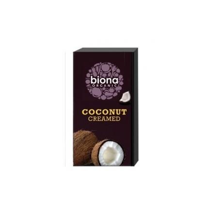 CREAMED COCONUT ORGANIC 200GRS