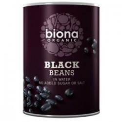 BLACK BEANS ORGANIC 400GRS