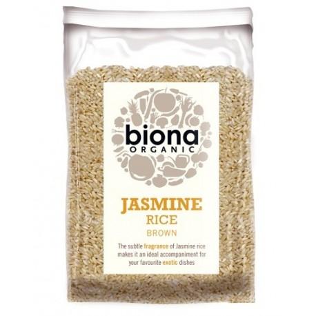 JASMINE BROWN RICE ORGANIC 500GRS