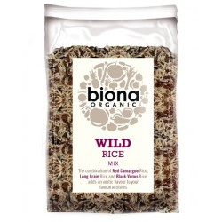 WILD RICE MIX ORGANIC 500GRS