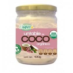 UNTABLE DE COCO ORGANICO 430GRS