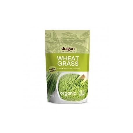 WHEAT GRASS POWDER ORGANIC 150GRS
