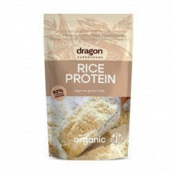 RICE PROTEIN 83% ORGANIC 200GRS