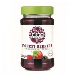 FOREST FRUIT ORGANIC SPREAD 250GRS