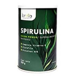 SPIRULINA GREEN POWER 250GR