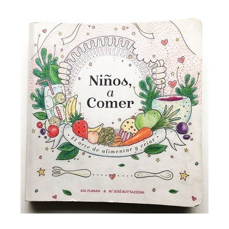 NIÑOS A COMER