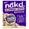NAKD BLUEBERRY MUFFIN MULTIPACK 35G