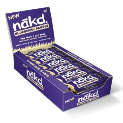 NAKD BLUEBERRY MUFFIN 35G (18 BARS)