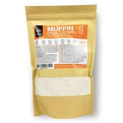 MUFFIN MIX DE ZANAHORIA CANELA 0% AZUCAR 600 GR RINDE 24 MUFFINS