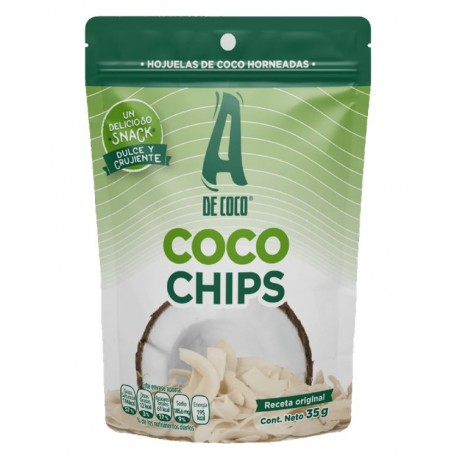 COCO CHIPS 35 GR