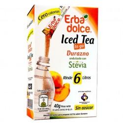 ICED TEA DURAZNO, CAJA 10 STICKS x 4 GR
