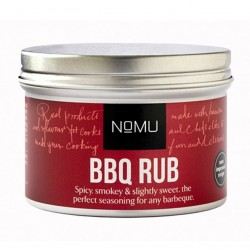 Rub barbeque 55 gramos Marca NoMU