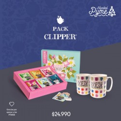 TÉ REGALO CLIPPER