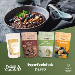 SUPERFOODS PACK