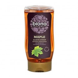 ORGANIC MAPLE AGAVE SYRUP 350 GR