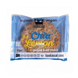 Kookie chia lemon 50 gramos Marca Kookie Cat