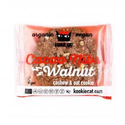 Kookie cacao nibs walnut 50 gramos Marca Kookie Cat