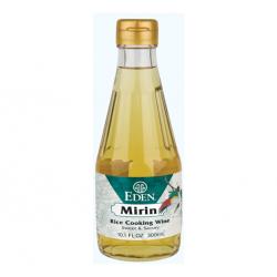 Mirin (rice cooking wine) 300 cc Marca Eden