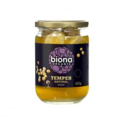 Organic tempeh 400 gramos Marca Biona
