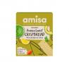 Crispbread Protein lentil organic 100 gramos Marca Amisa