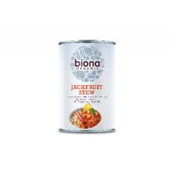 Organic jackfruit stew 400 gramos Marca Biona