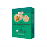 Organic green banana flatbread mix 240 gramos Marca Cusi