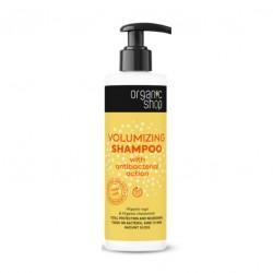 Shampoo antibacterial 280 cc Marca Organic Shop