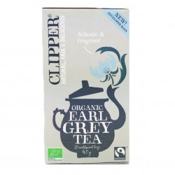 Earl grey 20 bags Marca Clipper