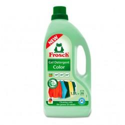 Detergente color concentrado 1,5 litros Marca Frosh