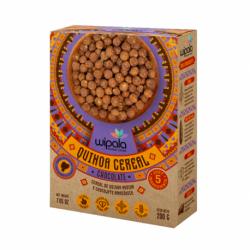 Cereal chocolate y quinua 200 gramos Marca Wipala