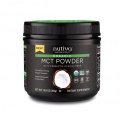 Mct powder 300 gramos Marca Nutiva