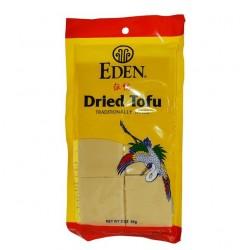 Dried tofu 56 gramos Marca Eden