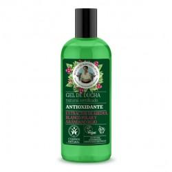 Gel de ducha antioxidante 260 cc Marca Babushka Agafia